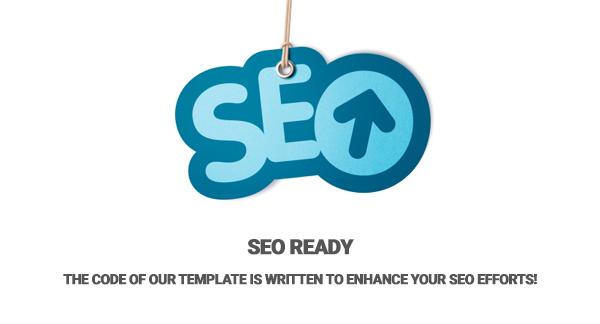 Marketing app landing page